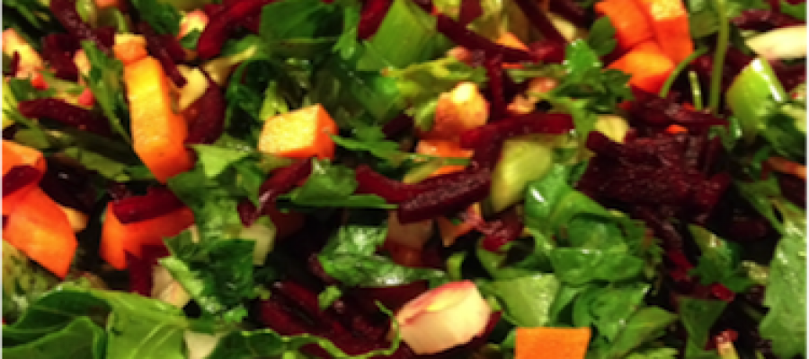 Why Breast Cancer Hates Salad