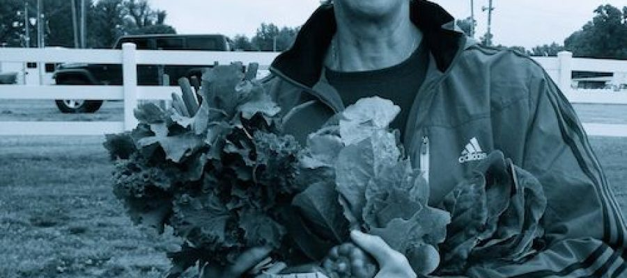 Meeting the farmers who grow our organic produce